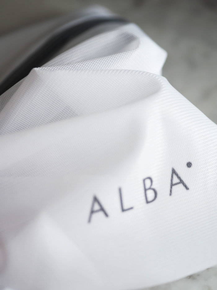 ALBA WASHING BAG